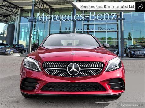 The c300 4matic sedan is rated at 23/33 mpg by the epa. New 2020 Mercedes Benz C-Class C 300 4MATIC Sedan Sedan in Edmonton, Alberta