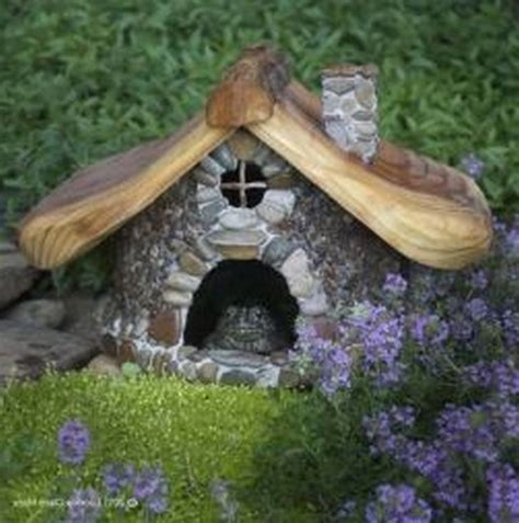 creative diy toad houses ideas   garden page