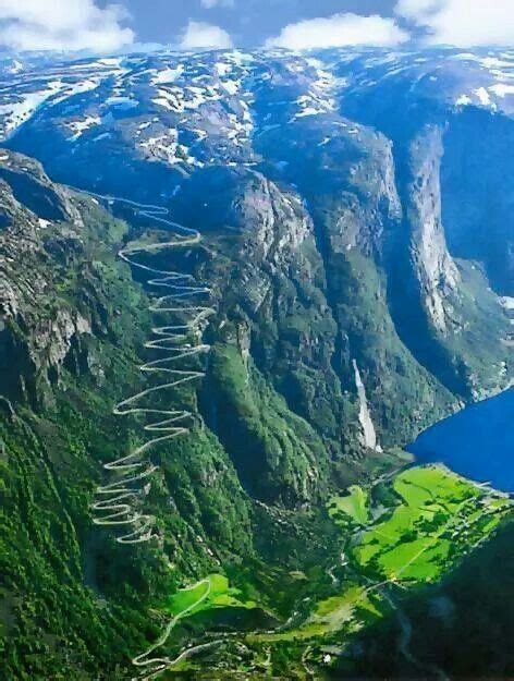 Amazing Norway Talk About Trollstigen Troll Ladder