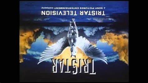 Messing around with logos Tristar TV (1997) - YouTube