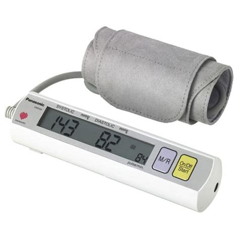Amazon.com: Panasonic EW3122S Upper Arm Blood Pressure