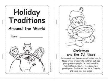 holidays around the world preschool 14 best images of around the world worksheet for 895