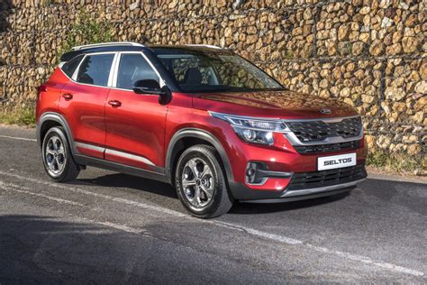The kia seltos was the first suv from kia for the indian car market and has been on sale since 2019. New KIA Seltos SUV launched - Khulekani On Wheels