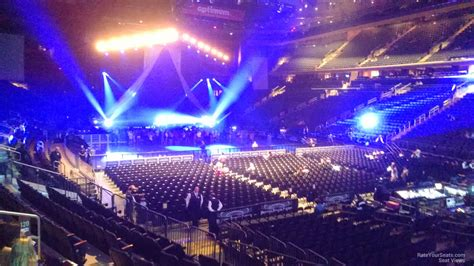 Madison Square Garden Section 120 Concert Seating