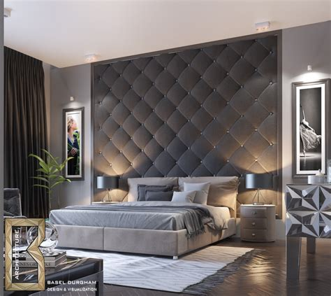 Bedroom Feature Wall Ideas Grey by 44 Awesome Accent Wall Ideas For Your Bedroom