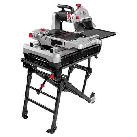 Lackmond Beast Tile Saw Model Wts2000l by Lackmond Wts2000l 10 Quot Beast Sliding Tray Tile Saw