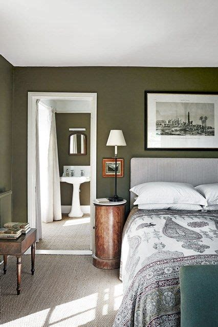 Bedroom Paint Ideas Green by 25 Best Ideas About Olive Green Bedrooms On