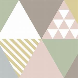 Frise Murale Leroy Merlin : frise adh sive murale triangle scandinave smart fifi ~ Dailycaller-alerts.com Idées de Décoration