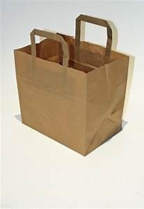 Sac Papier Kraft Deco : sac papier kraft marron spapp2625m ~ Dallasstarsshop.com Idées de Décoration