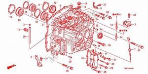 Transmission Case For Honda Cars City Lx