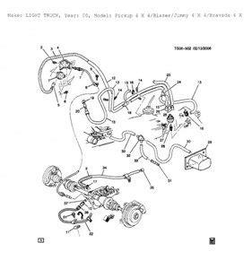 Chevy Vacuum Diagram Fixya