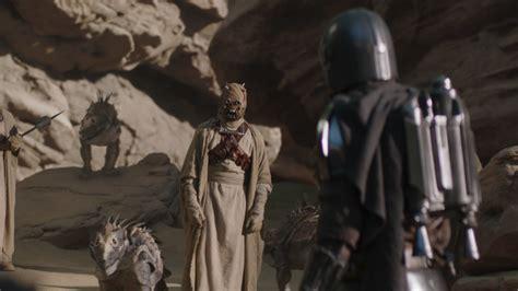 Star Wars: The Mandalorian Season 2 Episode 1 Easter Eggs ...