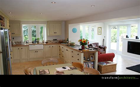 kitchen extensions ideas traditional chic transform architects house extension