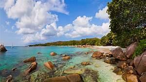 Wallpaper, Anse, Lazio, Praslin, Island, Seychelles, Best