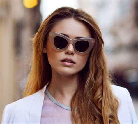 flattering sunglasses   face shape