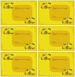Mes étiquettes Gratuites à Imprimer : etiquettes confitures gratuites a imprimer le parfait ~ Nature-et-papiers.com Idées de Décoration