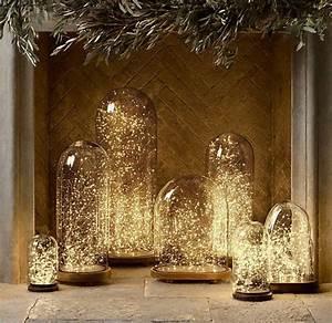 Photo Deco Noel : la cloche en verre en 43 belles photos avec beaucoup d 39 id es ~ Zukunftsfamilie.com Idées de Décoration