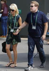 Wimbledon 2013 Down To Earth James Corden Dresses Down In