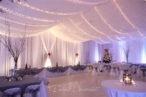 my photo album winter wedding receptions reception With ceiling lights for wedding reception