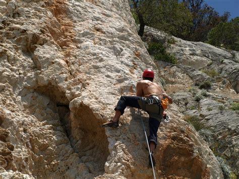 Rock Climbing Split Marjan Hill Givenfly Adventures