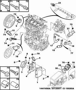 Air Mass Sensor For Ford 2 0 Hdi 1920hh 5wk97002z