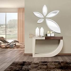 Console Entrée Design : console design bois et laque 1 tiroir miroir assorti ~ Premium-room.com Idées de Décoration