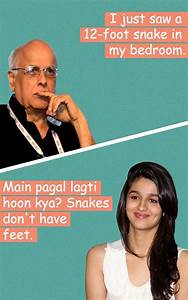 The Best Alia Bhatt Jokes And Trolls