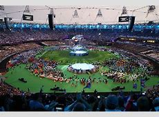 2012 Summer Paralympics closing ceremony Wikipedia