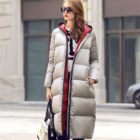 Стильные женские пуховики зима 2018 года – длинные короткие оверсайз с мехом капюшоном