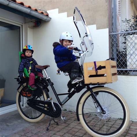 velo femme avec siege bebe no λογοσ transporter ses enfants à vélo