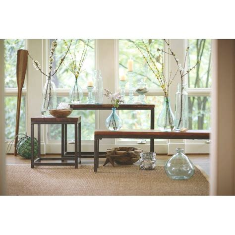 Home Decorators Collection Holbrook Coffee Bean Console
