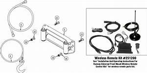 Ramsey Winch Patriot 9500 Ut Parts