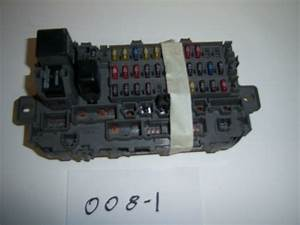 99 Honda Civic Under Dash Fuse Box Diagram