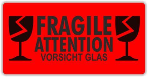 Vordruck vorsicht glas / kaufvertrag fur gebrauchtes kfz sigel. Versandetiketten - www.labelversand.de
