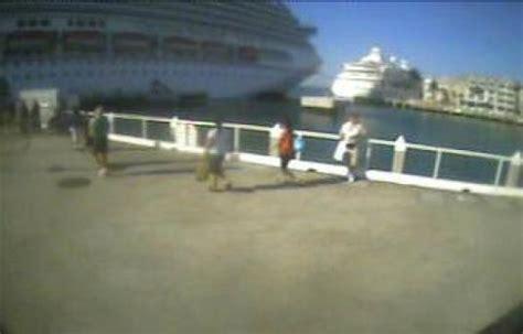 Live Streaming Cruise Ships Webcam Key West Cruise Ships Port Florida