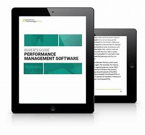 Performance Management Software Buyer U0026 39 S Guide 2016
