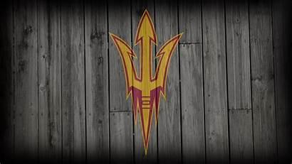 Asu Arizona State Background Football Wallpapers University