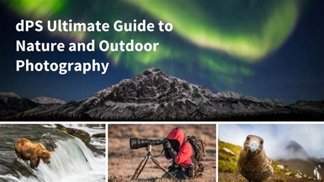 ultimate guide  nature  outdoor photography