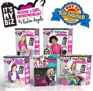 Coupons and Lesson Plans It s My Biz From Fashion Angels
