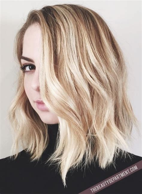 18 shoulder length layered hairstyles popular haircuts