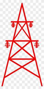 Electricity Clipart Electric Grid - Power Generation Plant Icon - Png Download   27044