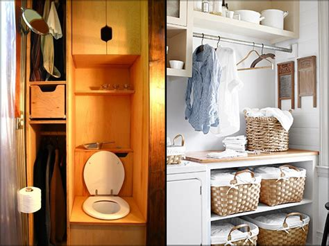 space saving ideas for small bathrooms 10 unique storage ideas for your tiny house living big