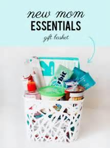 New Mom Gift Basket Essentials