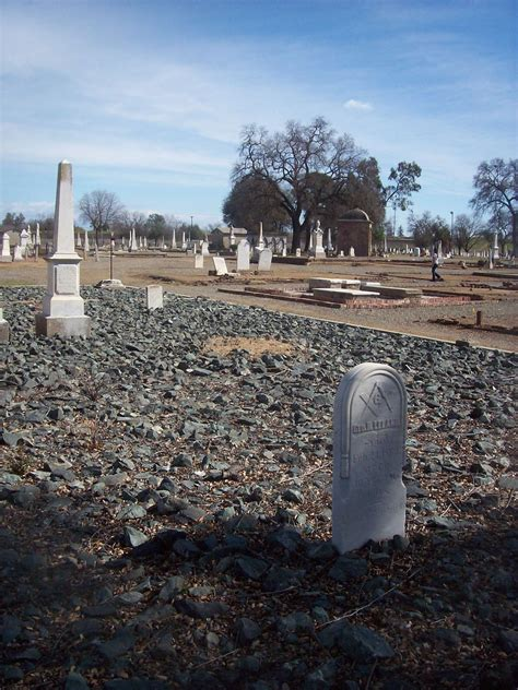 Yuba Sutter Cemeteries and Haunted Locations: Marysville ...