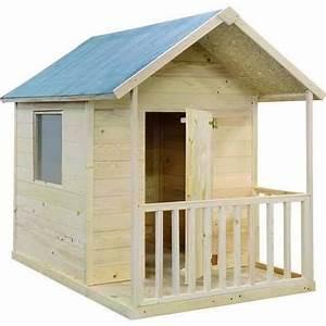 Cabane En Bois Pour Enfant : cabane de jardin pour enfant bien faire son choix ~ Dailycaller-alerts.com Idées de Décoration