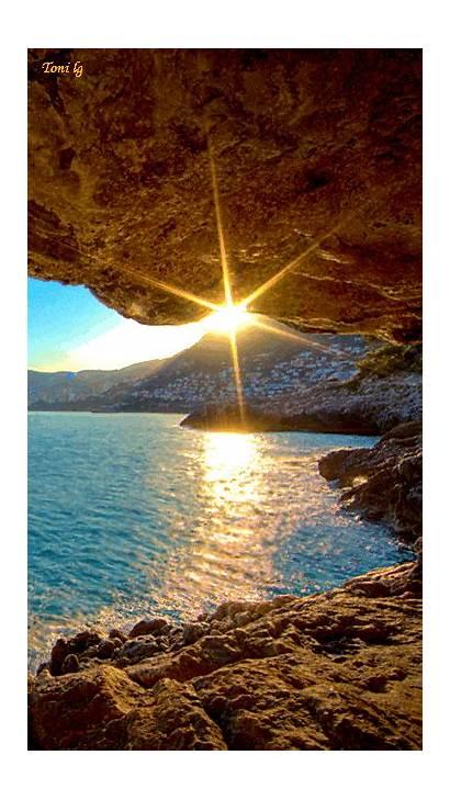 Sunset Landscape Landscapes Toni Cool Nature Places