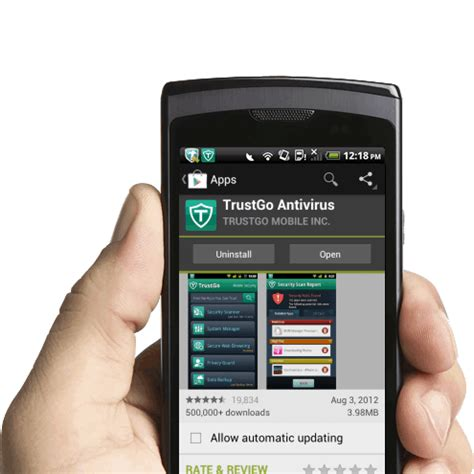 Go Mobile Android by Android Trust Go Mobile Security App