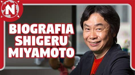 Shigeru Miyamoto: La historia de un genio - YouTube