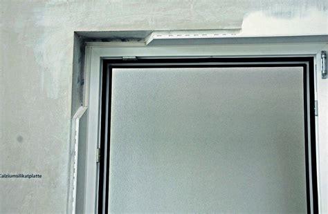 Innendaemmung Mit Kalziumsilikatplatten by Laibungselemente Mit Kalziumsilikatplatten Und Einputzprofil