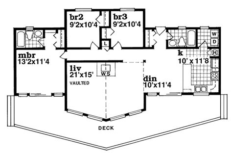 cabin style house plan  beds  baths  sqft plan   dreamhomesourcecom